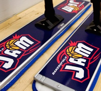 nba bakerfield jam promop basketball mop