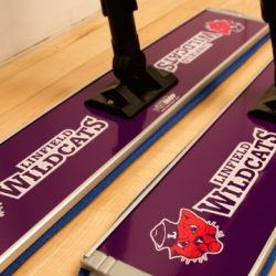 linfield wildcat promop basketball floor mop