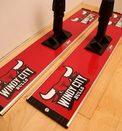 WINDCITY BULLS - PROMOP 24 CUSTOMIZED BASKETBALL/VOLLEYBALL MOP