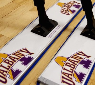 university of albany basketball floor mop