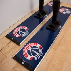 WASHINGTON WIZARDS - PROMOP 24 CUSTOMIZED BASKETBALL/VOLLEYBALL MOP