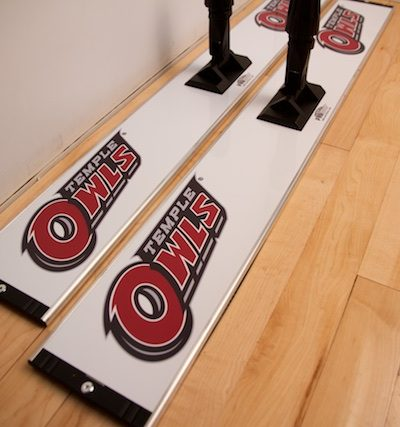 TEMPLE - PROMOP 36 CUSTOMIZED BASKETBALL/VOLLEYBALL MOP