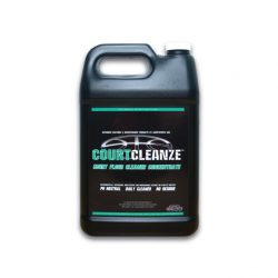 COURTCLEANZE BASKETBALL GYM FLOOR CLEANING SOLUTION TO KEEP YOUR GYM FLOOR TRACTION TIGHT AND GYM CLEAN