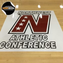 COURTDECAL - BASKETBALL PROOF GYM FLOOR DECALS