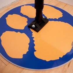 PAW PRINT - HYPER-DRI 18 BASKETBALL/VOLLEYBALL SWEAT MOP