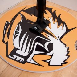TIGERS - HYPER-DRI 18 BASKETBALL/VOLLEYBALL SWEAT MOP