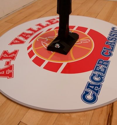 CAGER CLASSIC - HYPER-DRI 18 BASKETBALL/VOLLEYBALL SWEAT MOP