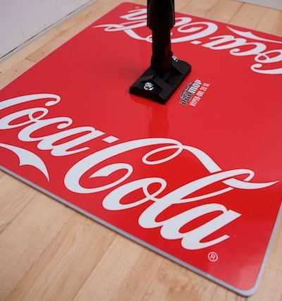 COKE - HYPER-DRI 20XL CUSTOMIZED BASKETBALL/VOLLEYBALL MOP