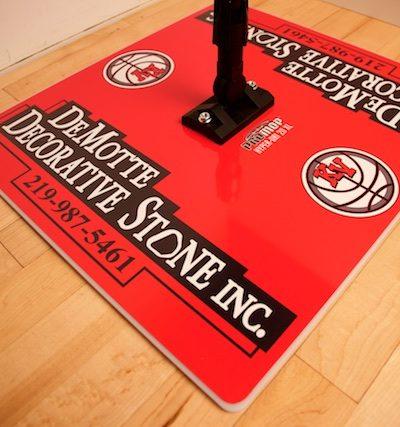 DEMOTTE - HYPER-DRI 20XL CUSTOMIZED BASKETBALL/VOLLEYBALL MOP
