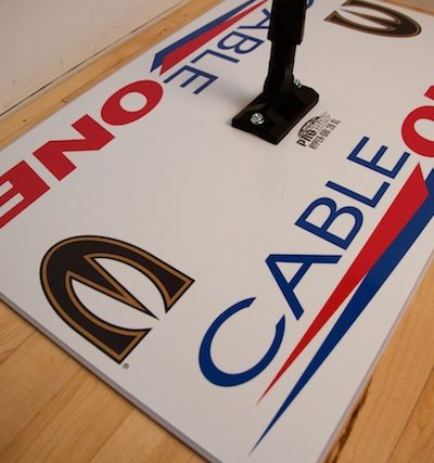 CABLE ONE - HYPER-DRI 28 CUSTOMIZED BASKETBALL/VOLLEYBALL MOP
