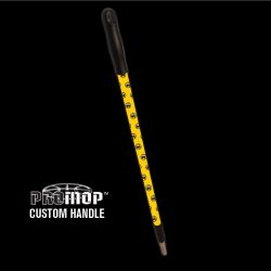 Promop customized basketball mop handle