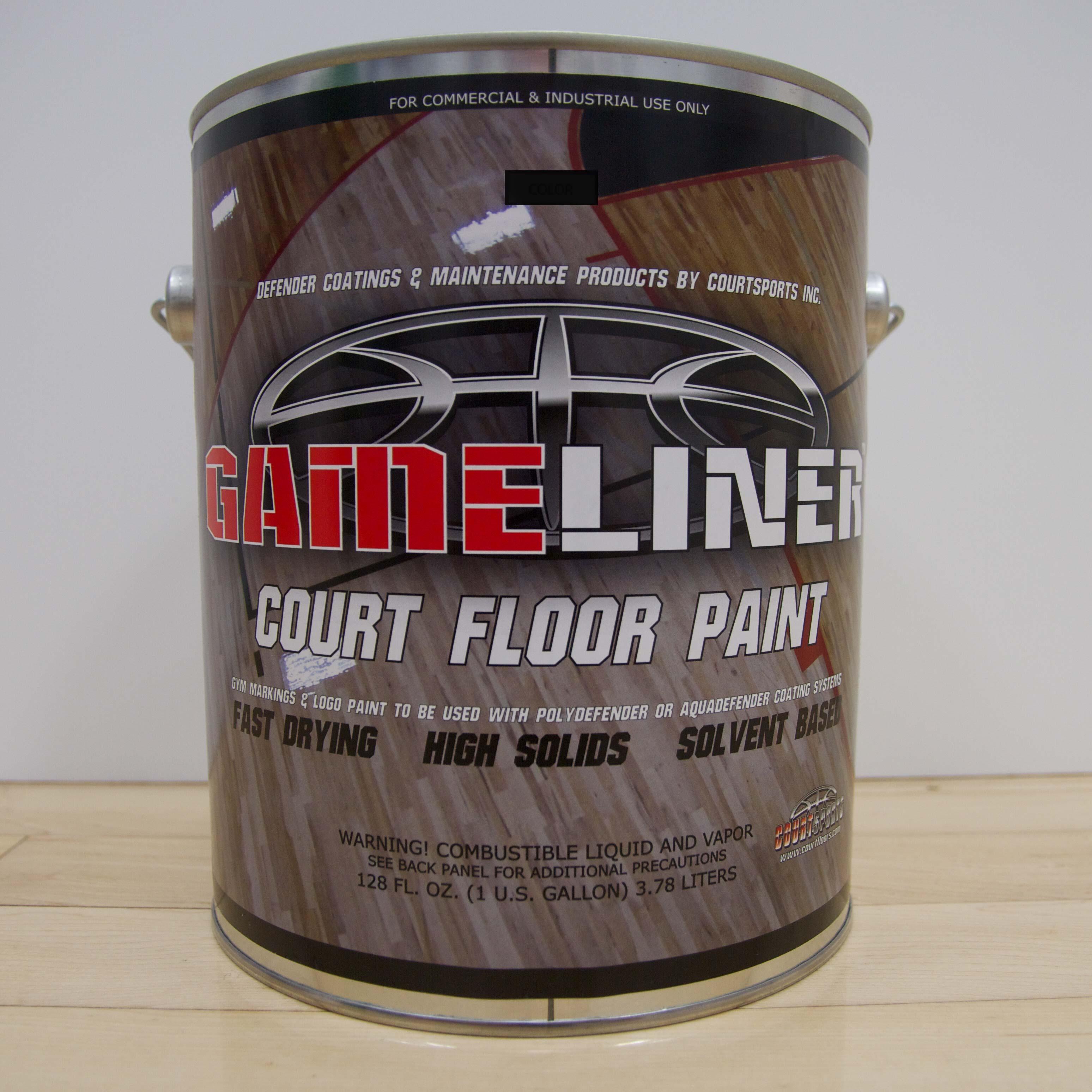 Gameliner Court Floor Paint