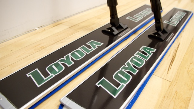 Awesome Slippery Gym Floor solution