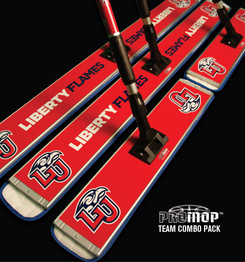 PROMOP TEAM COMBO PACK WITH TEAM LOGO AND COLORS