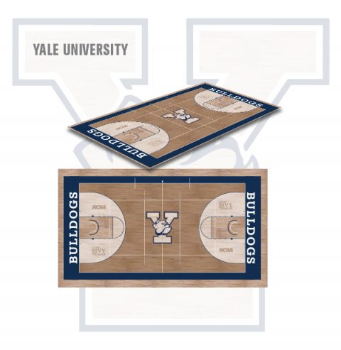 YALE UNIVERSITY BASKETBALL COUR DESIGN