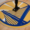 GOLDEN STATE WARRIORS - HYPER-DRI 22 ROUND BASKETBALL/VOLLEYBALL SWEAT MOP